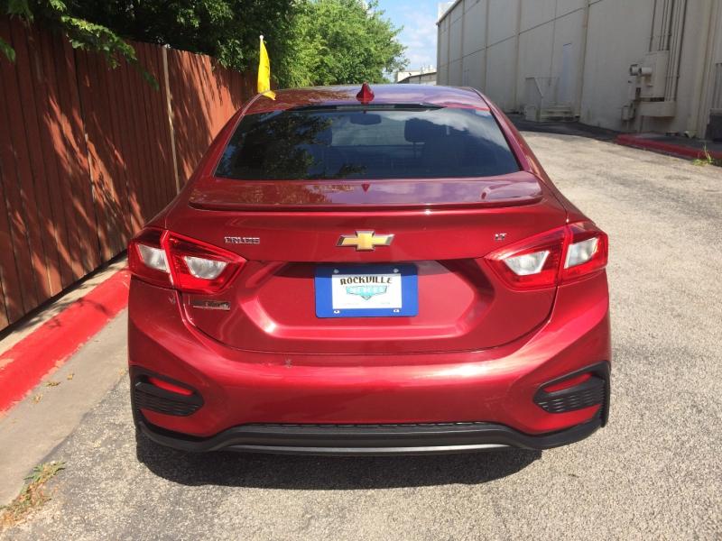 Chevrolet Cruze 2017 price $15,875 Cash