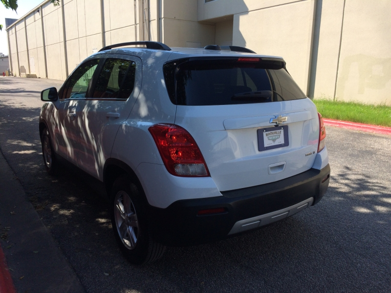 Chevrolet Trax 2016 price $13,850 Cash