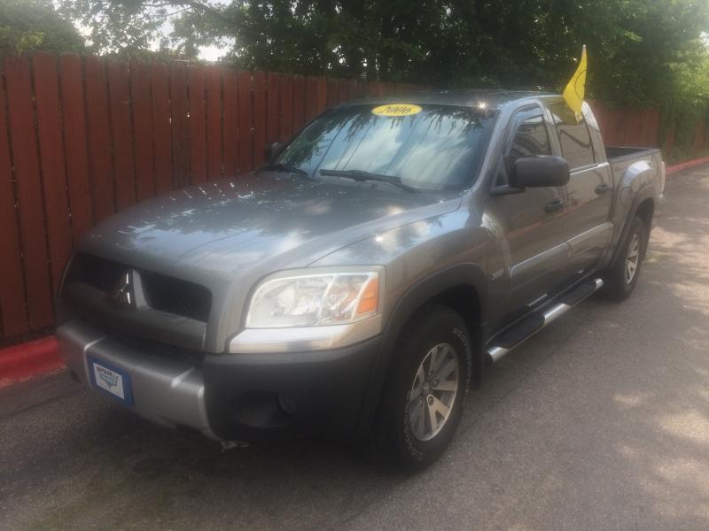 Mitsubishi Raider 2006 price $9,875 Cash