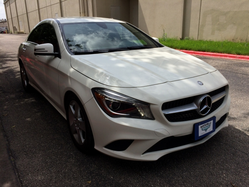 Mercedes-Benz CLA 2016 price $20,750 Cash