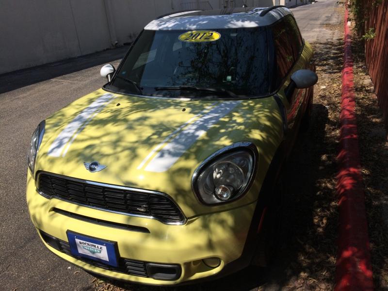 Mini Cooper Countryman 2012 price $10,495 Cash