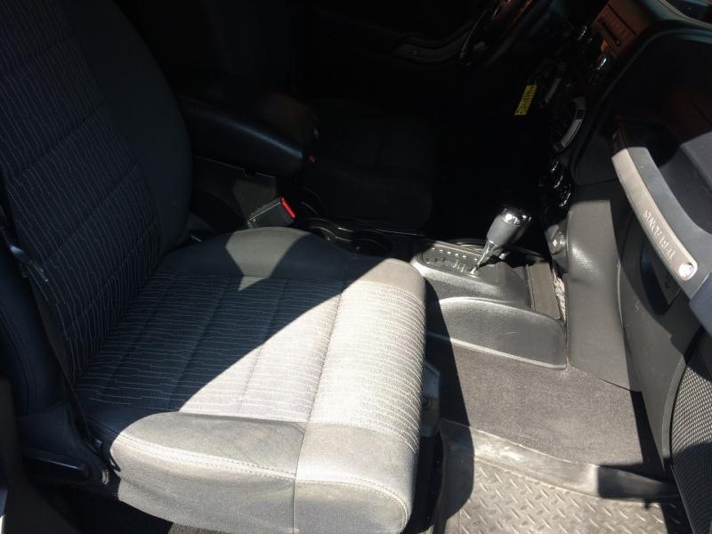 Jeep Wrangler Unlimited 2011 price $21,750 Cash