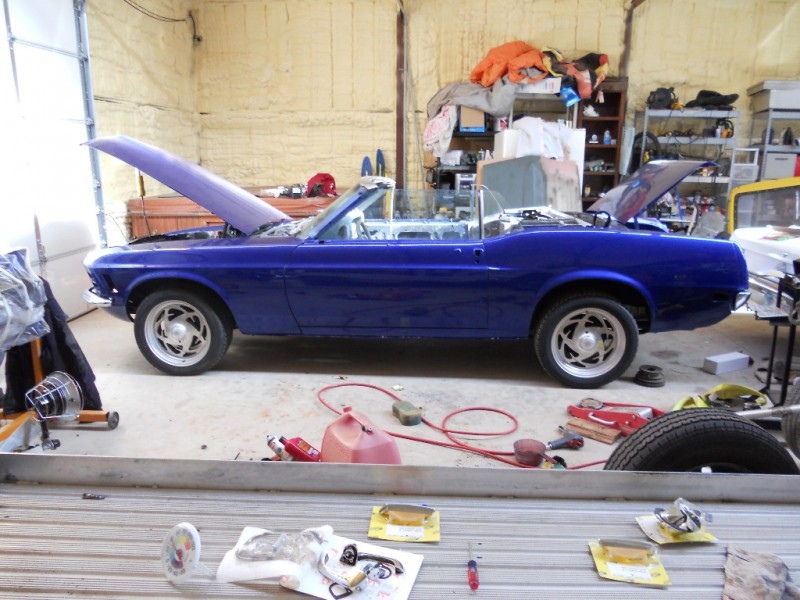 Ford Mustang 1970 price $10,990 Cash