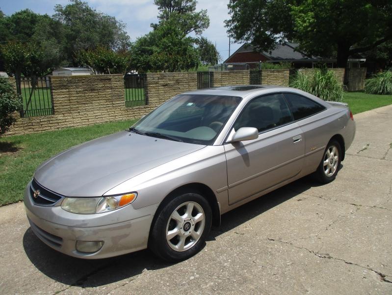 Toyota Camry Solara 1999 price $2,495 Cash