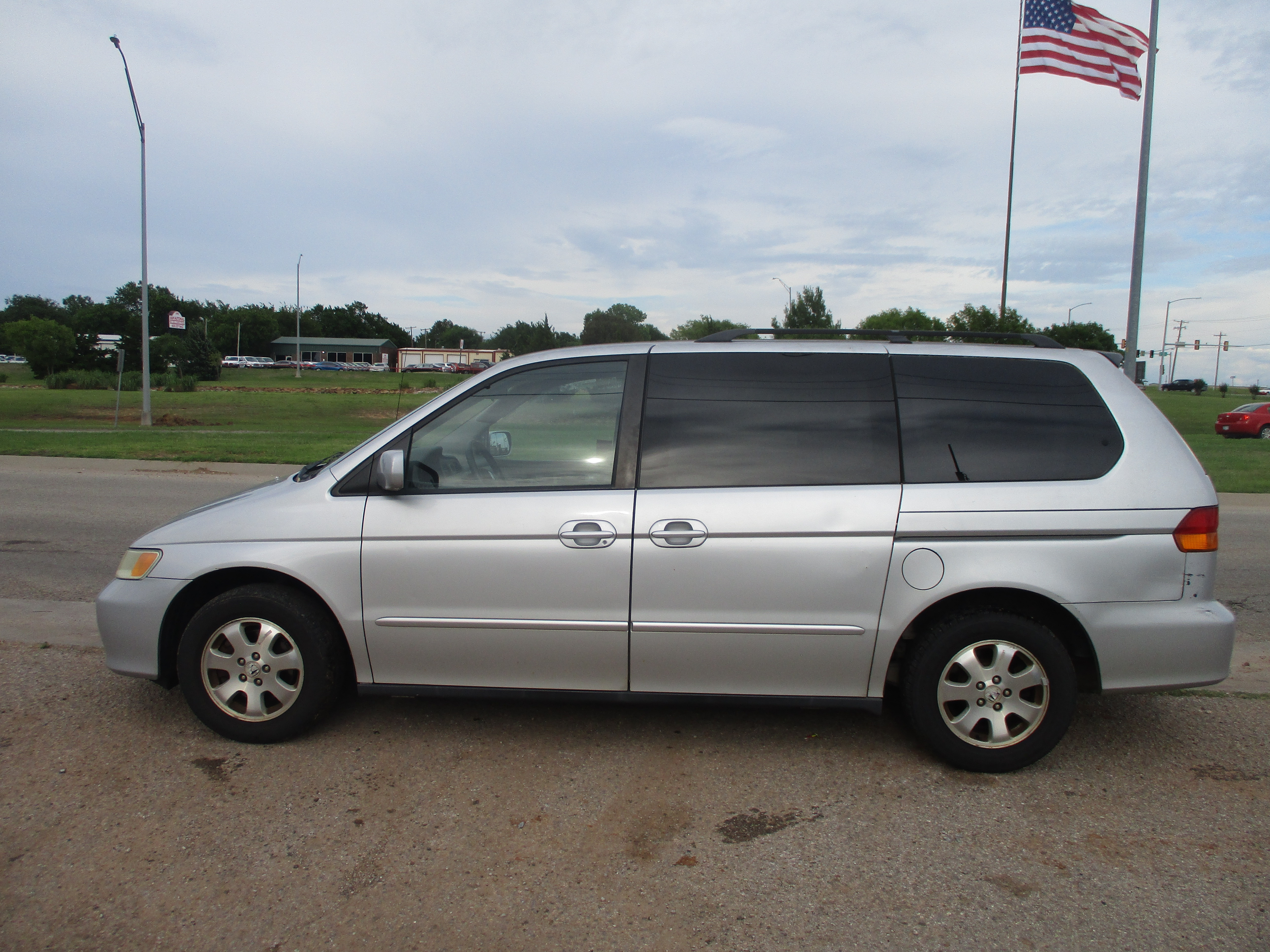 2003 Honda Odyssey 5dr Ex L W Leather Buzzzmotors Dealership In Moore