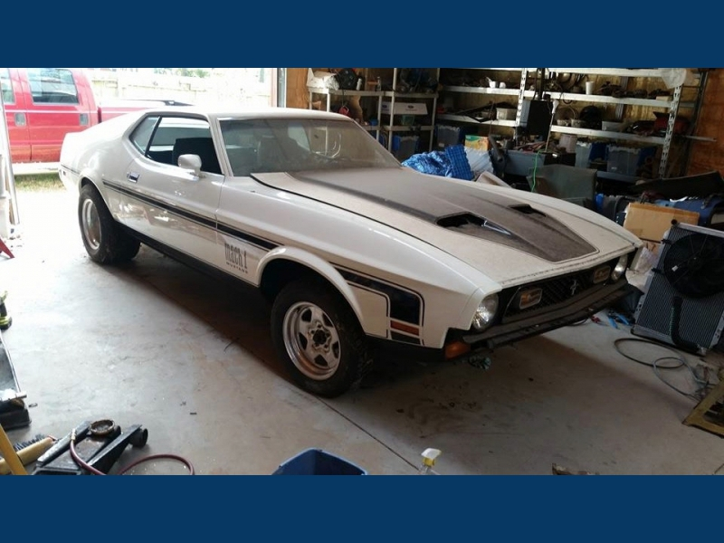 Ford Mustang 1972 price $19,730 Cash