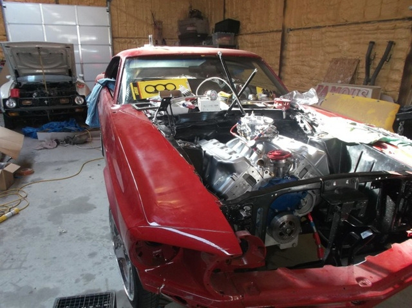 Ford Mustang 1969 price $69,655 Cash