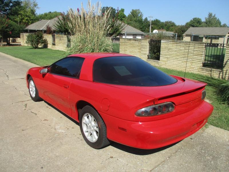 Chevrolet Camaro 2002 price $1,995 Cash