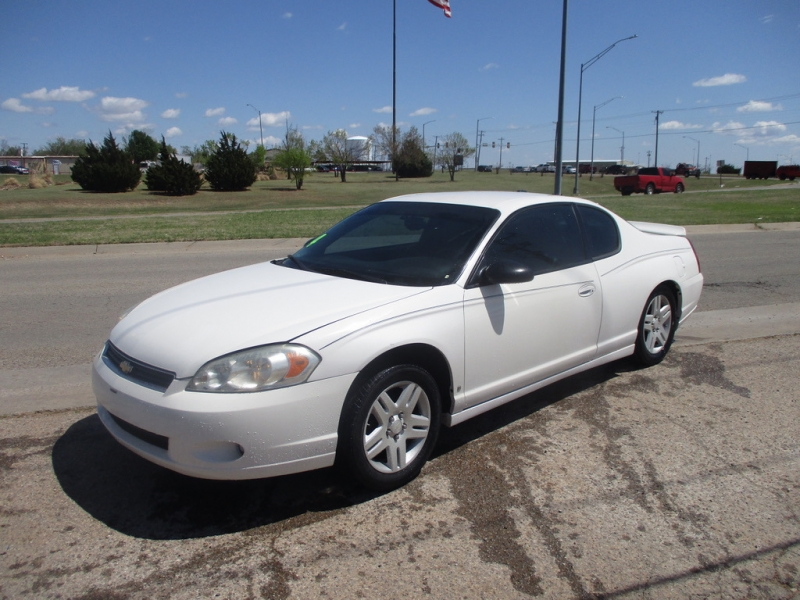 Chevrolet Monte Carlo 2006 price $4,395 Cash