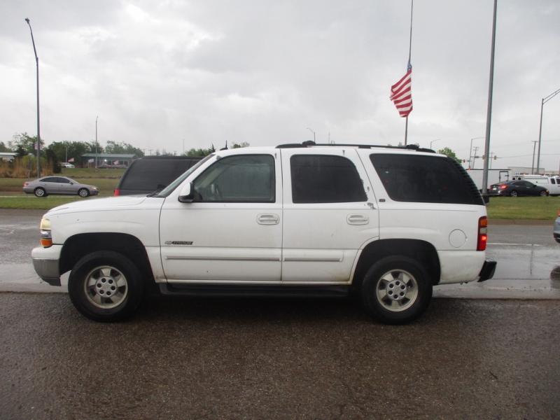 Chevrolet Tahoe 2003 price $4,995 Cash