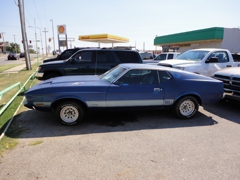 Ford mustang 1973 price $10,990