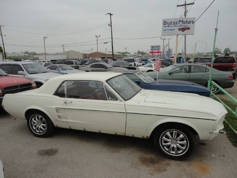Ford Mustang 1967 price $8,995