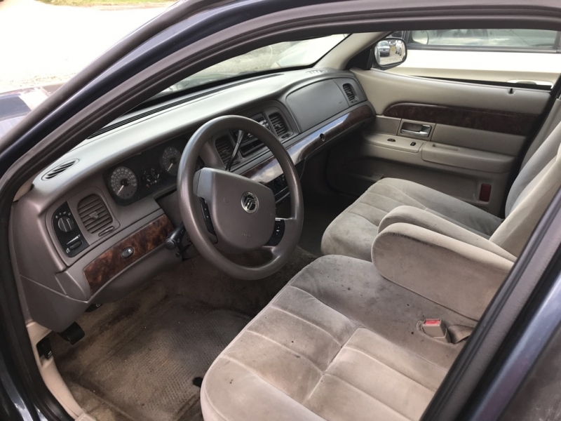 MERCURY GRAND MARQUIS 2007 price $2,395