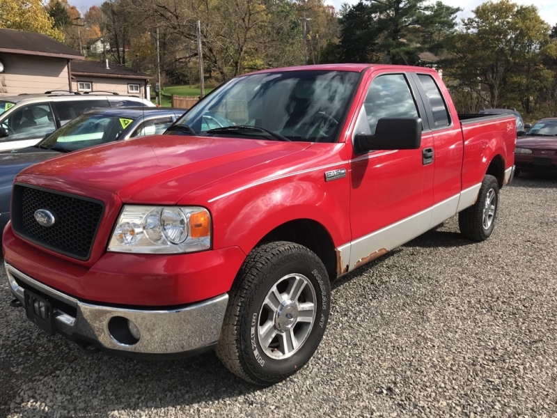 FORD F150 2006 price $4,495