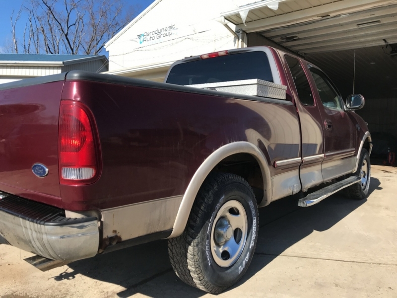 FORD F150 1998 price $3,295