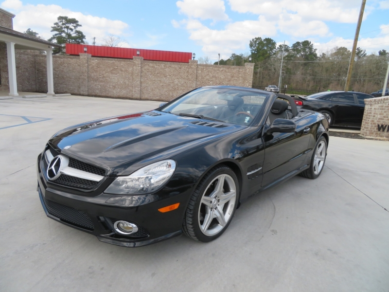 Mercedes-Benz SL-Class 2009 price $25,995