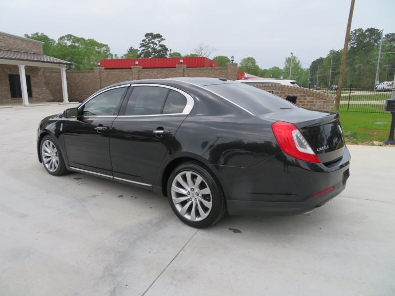 Lincoln MKS 2013 price $6,995