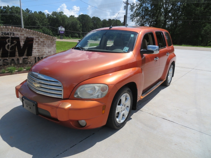 Chevrolet HHR 2006 price $4,700
