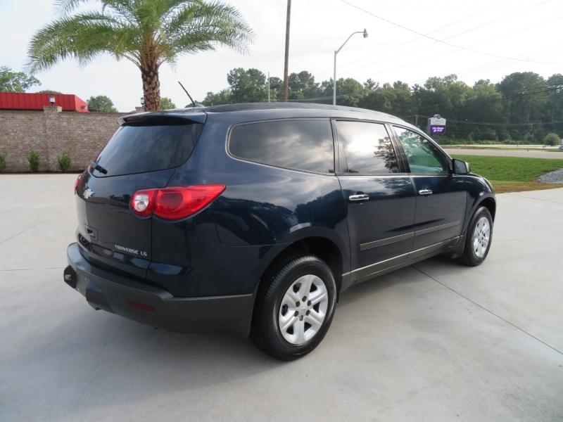Chevrolet Traverse 2011 price $5,995
