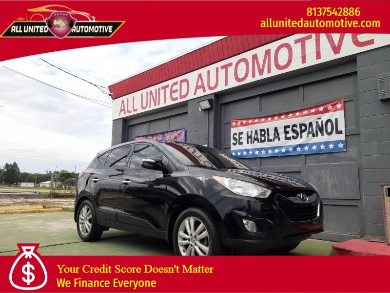 Hyundai Tucson 2013 price Call for pricing