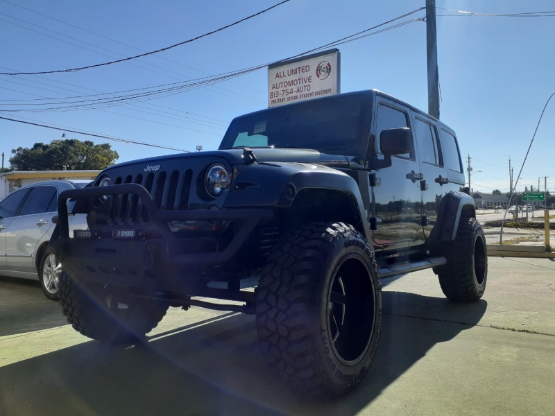 Jeep Wrangler Unlimited 2009 price Call for pricing