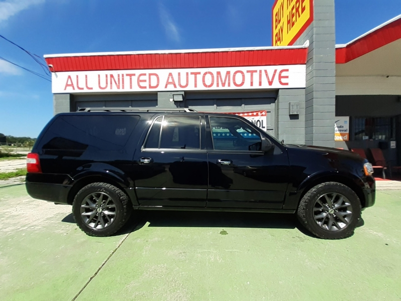 Ford Expedition EL 2017 price $3,499 Down