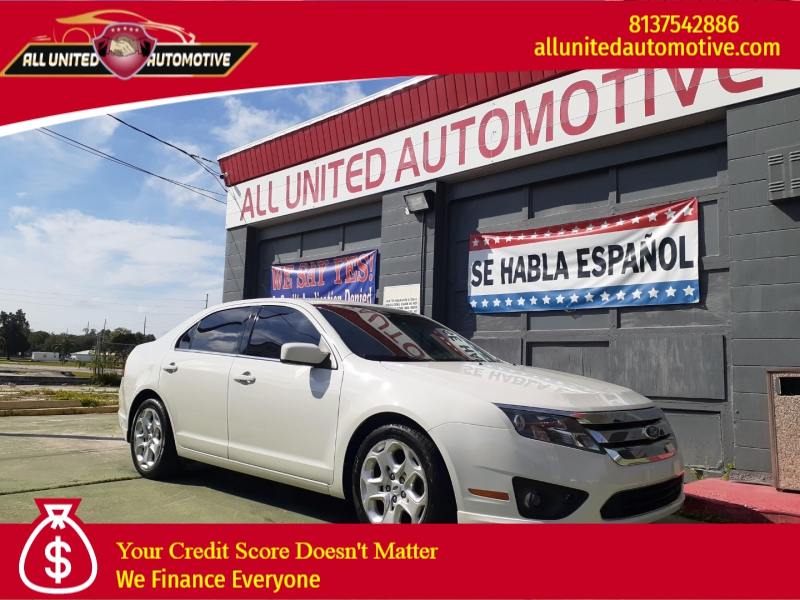 Ford Fusion 2011 price $999 Down