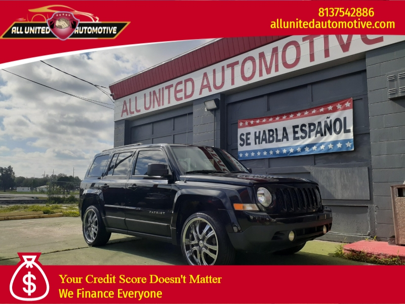 Jeep Patriot 2012 price Call for pricing