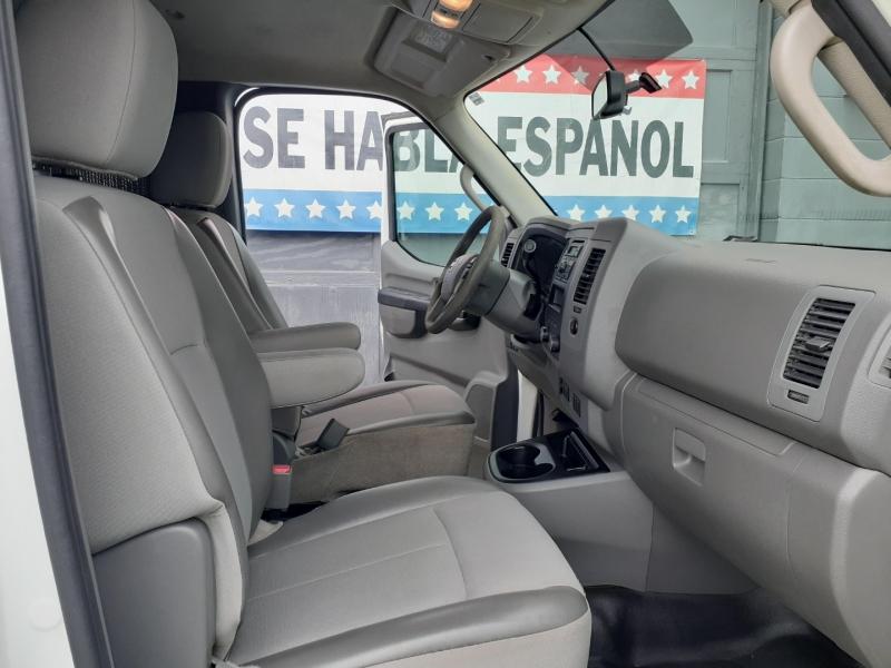 Nissan NV 2013 price $13,500