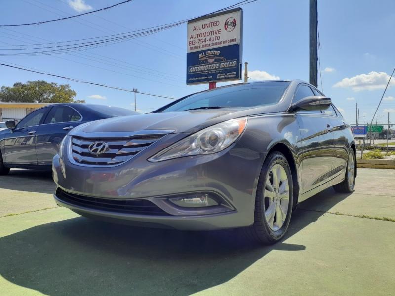 Hyundai Sonata 2013 price $12,900