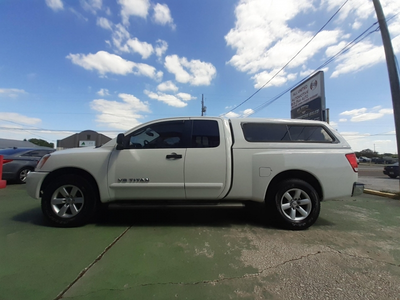 Nissan Titan 2009 price $2,500 Down