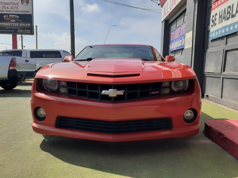 Chevrolet Camaro 2010 price Call for Pricing