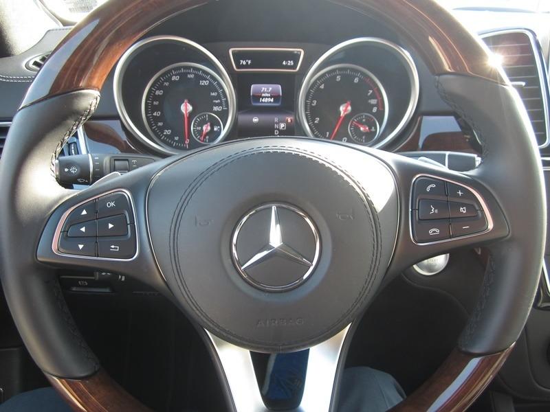 Mercedes-Benz GLS 2017 price $58,900