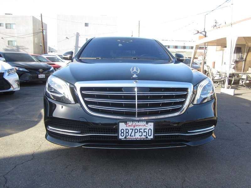 Mercedes-Benz S-Class 2018 price $57,900