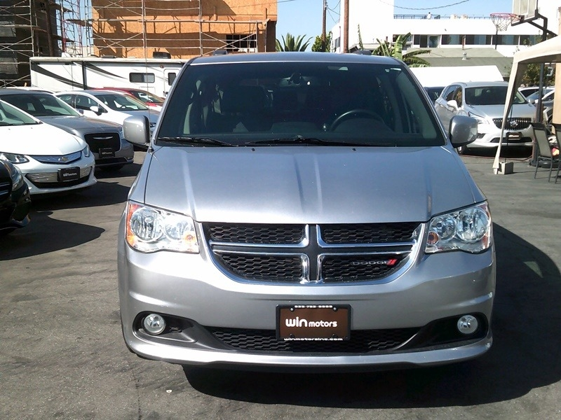 Dodge Grand Caravan 2018 price $13,900