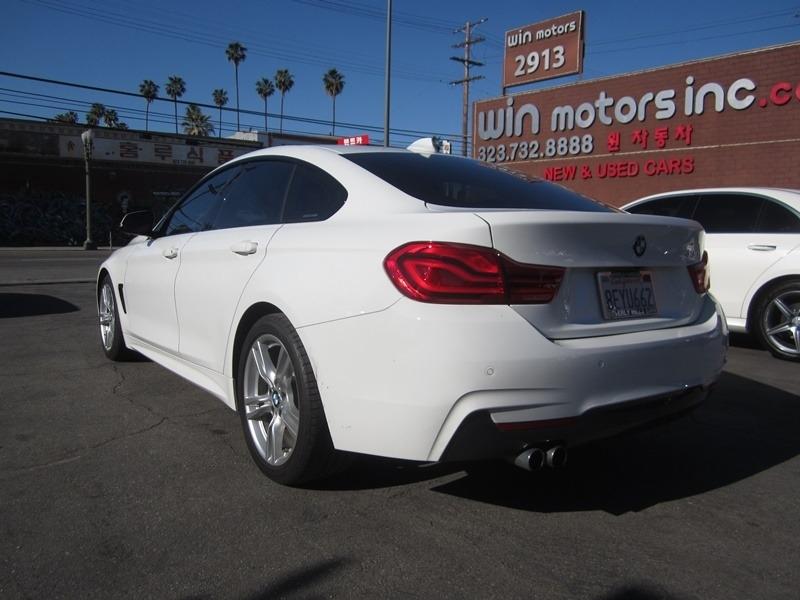 BMW 4 Series 2019 price $29,900
