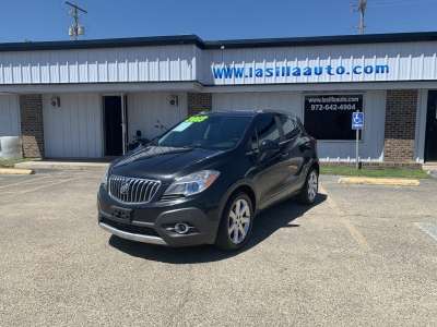 Used Buick Encore Grand Prairie Tx