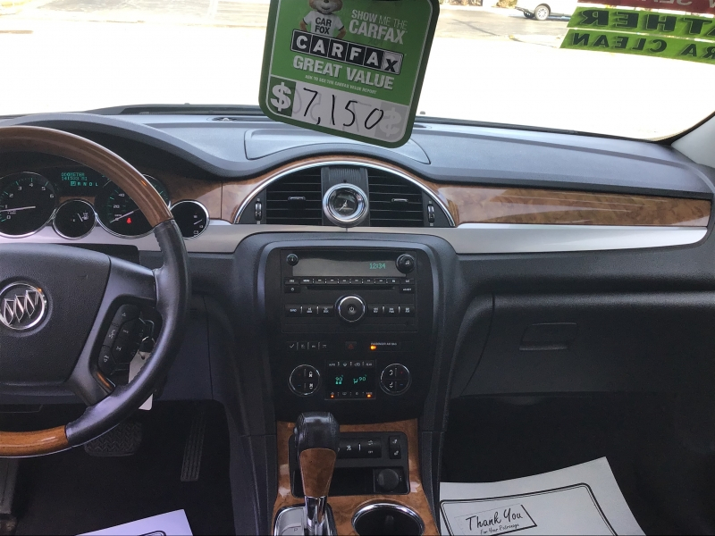 Buick Enclave 2010 price $6,000