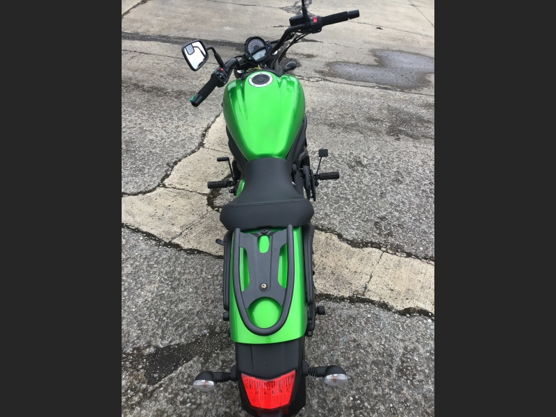 Kawasaki VULCAN S 2015 price $5,200