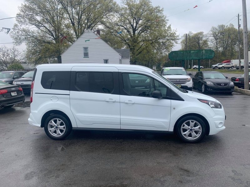 Ford Transit Connect Wagon 2015 price $7,650