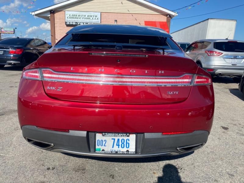 Lincoln MKZ 2017 price $17,900