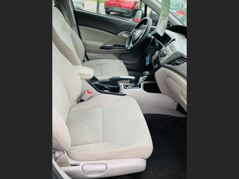Honda Civic Sdn 2012 price $6,870