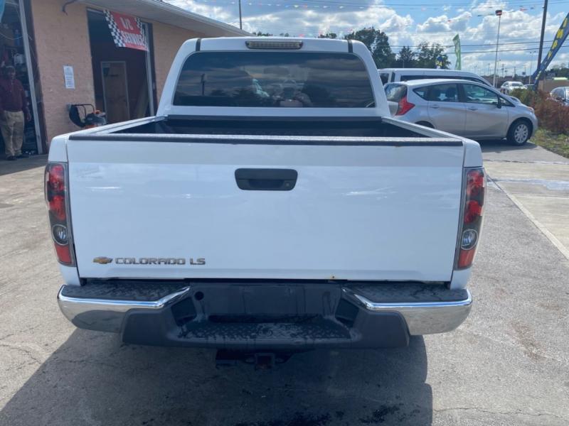 Chevrolet Colorado 2004 price $5,900