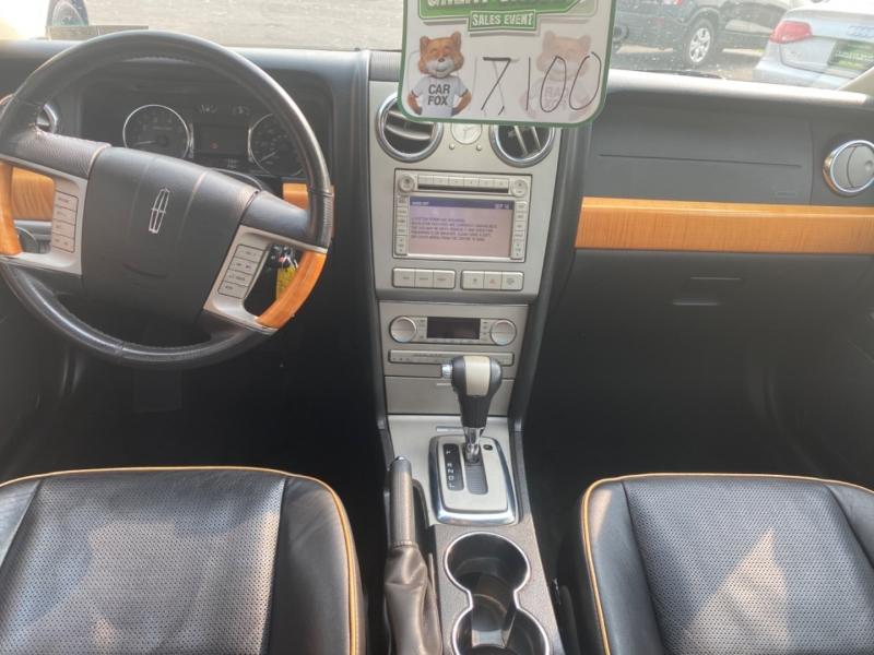 Lincoln MKZ 2009 price $7,100