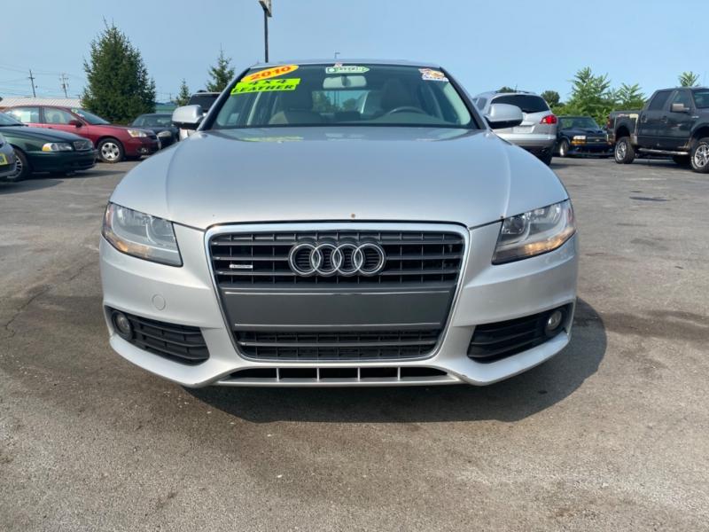 Audi A4 2010 price $7,599