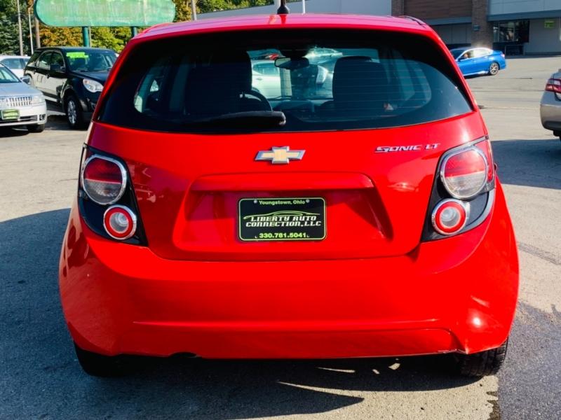 Chevrolet Sonic 2012 price $4,000