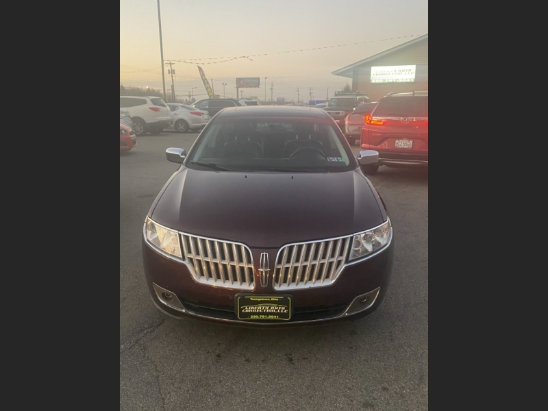 Lincoln MKZ 2011 price $7,200