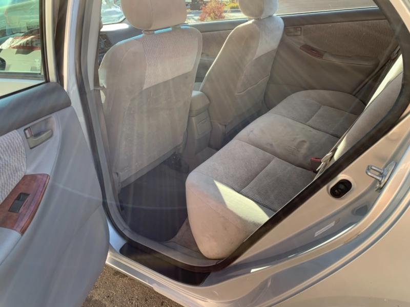 Toyota Corolla 2005 price $3,799