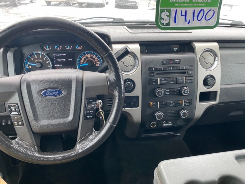 Ford F-150 2011 price $14,100