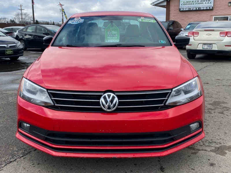 Volkswagen Jetta Sedan 2016 price $8,200